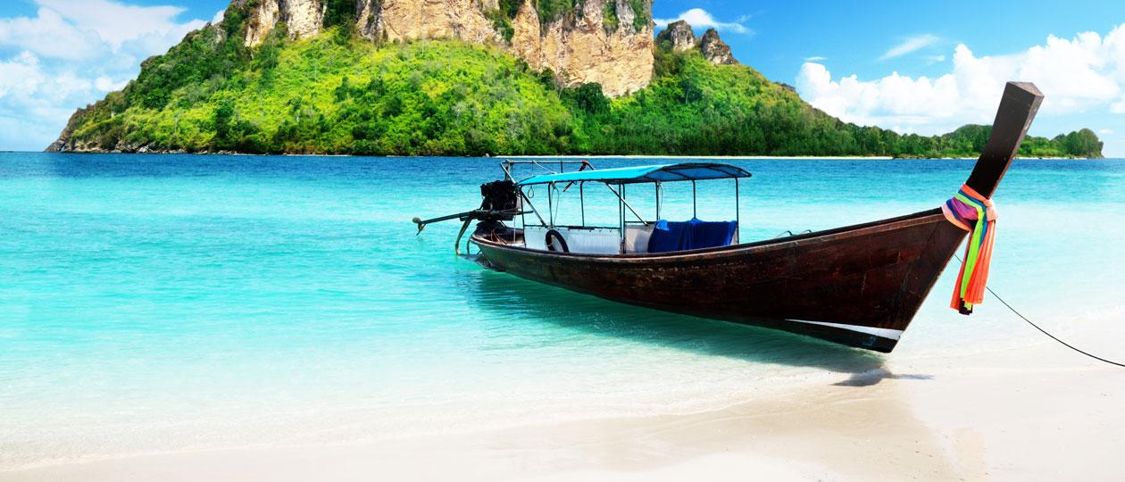 Asia Itineraries - Classic Thailand: Main Banner