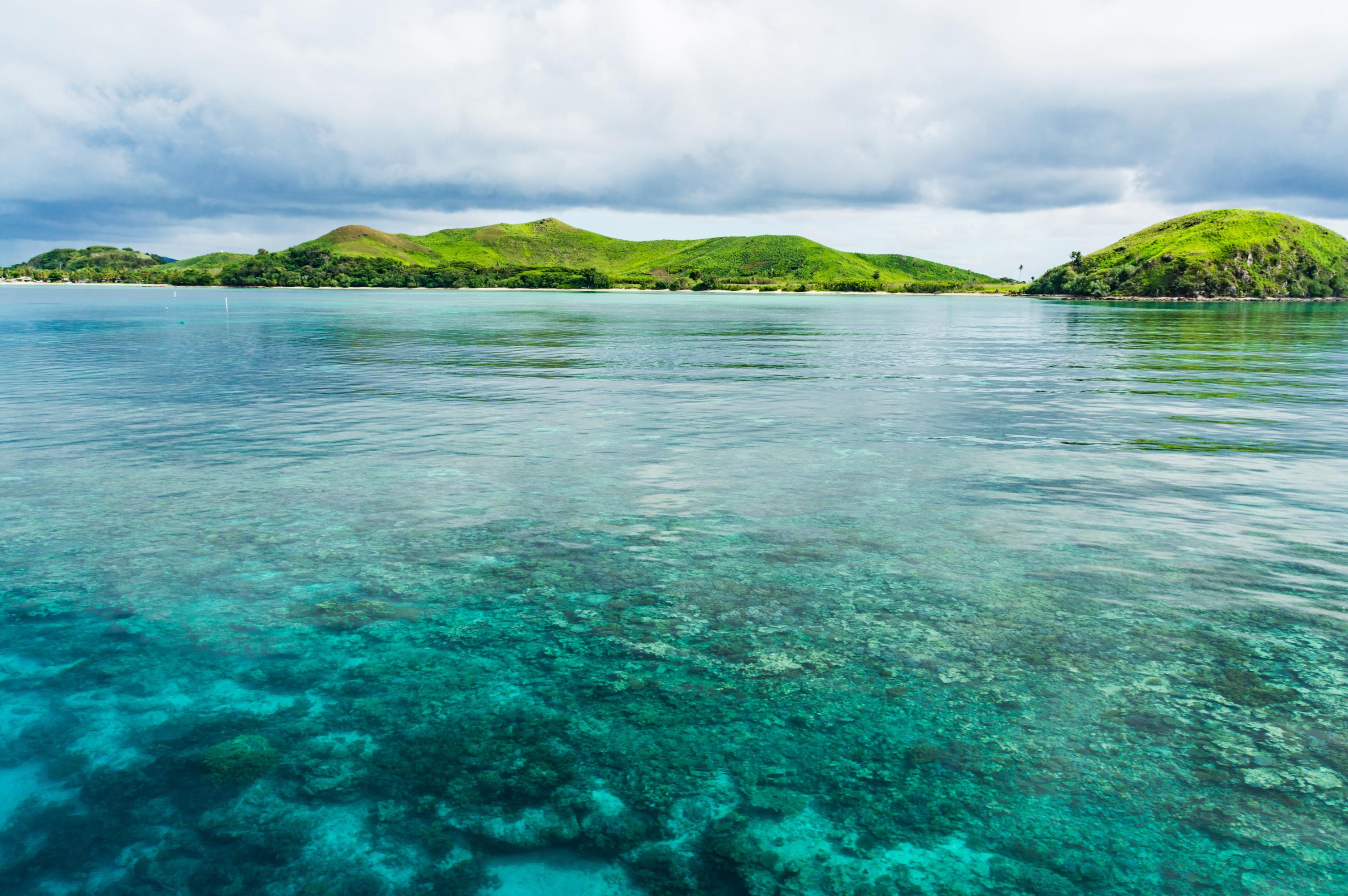 coral coast region