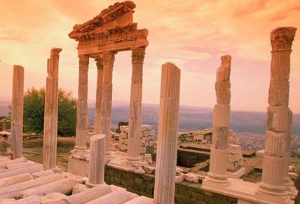 Destinations - Europe: Turkey            - Exterior