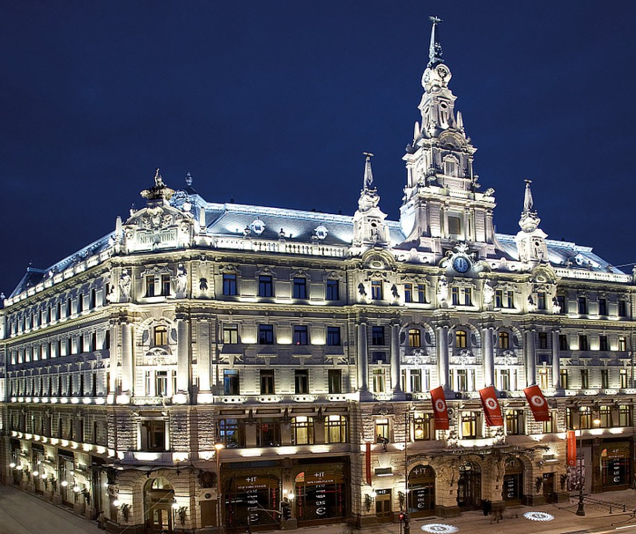 New York Palace, Budapest Autograph Collection