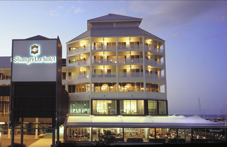 Shangri-La Hotel, The Marina