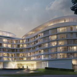 Contemporary: The Fontenay Hamburg