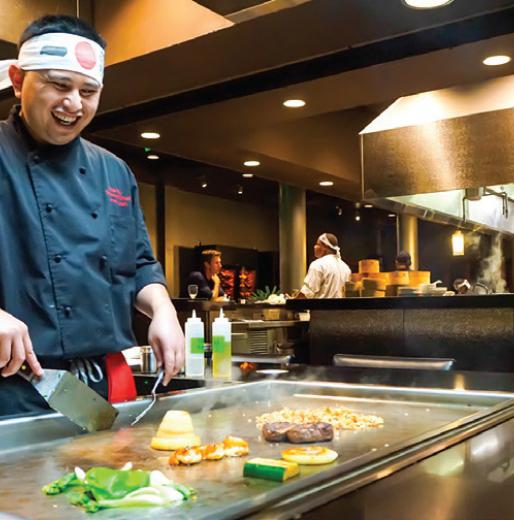 Culinary Pursuits: CuisinArt Golf Resort and Spa