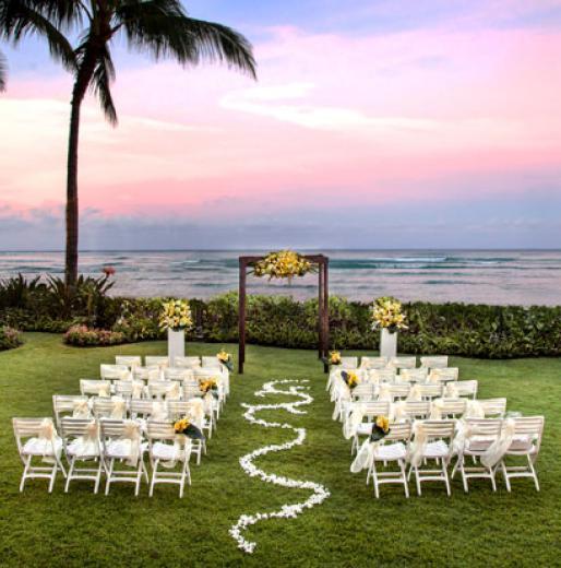 Destination Weddings 2018: Moana Surfrider A Westin Resort and Spa Waikiki Beach