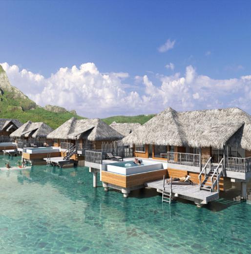 Eco-Friendly: InterContinental Bora Bora Resort and Thalasso Spa