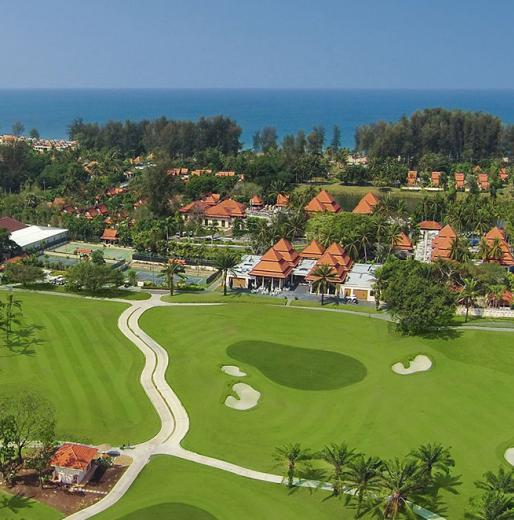 Golf Hotels & Resorts 2019: Banyan Tree Phuket