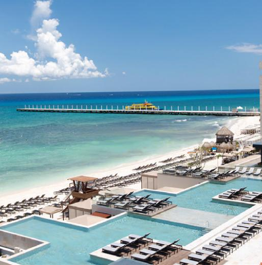 Land Pursuits: Hyatt Playa Del Carmen