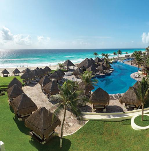Land Pursuits: Paradisus Cancún