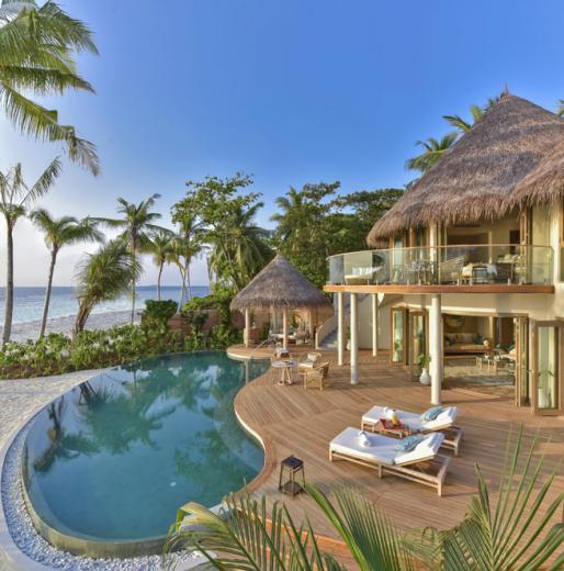 Spa Hotels & Resorts 2019: The Nautilus Maldives