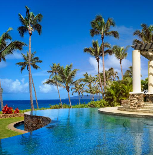 Spectacular Pools: Montage Kapalua Bay