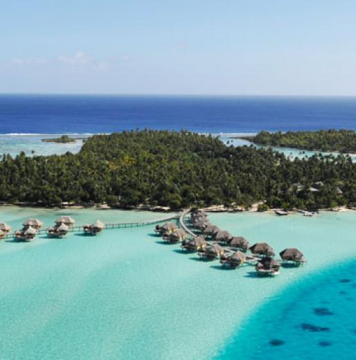 Authentic Properties : Le Taha'a Island Resort and Spa