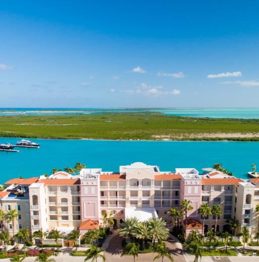 Water Pursuits: Blue Haven Resort & Marina