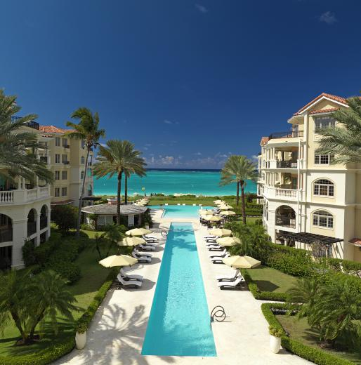 Water Pursuits: The Somerset on Grace Bay